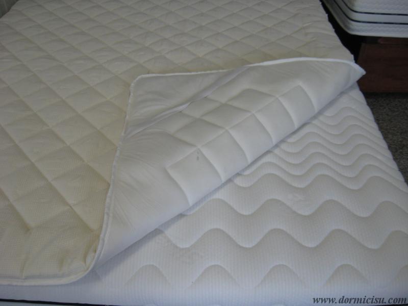 dettaglio topper-elastici di fissaggio.bordato