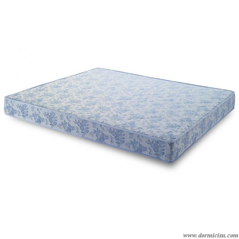 panoramica del materasso