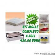 Kit Ortopedico a Molle - Dormicisu.com