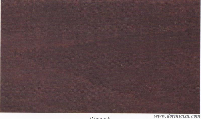 colore struttura in legno-WENGE'