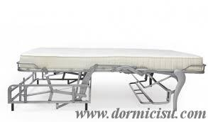 struttura interna del divano letto.foto indicativa
