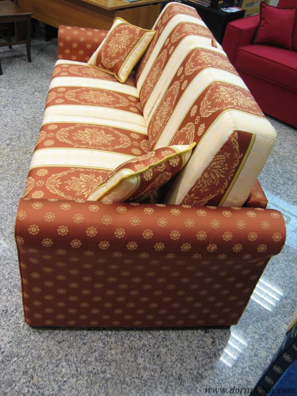 Divano letto mod sesamo materasso alto 18 cm - Divano letto 180 cm ...