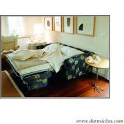 divano aperto