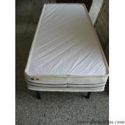 panoramica del materasso senza top