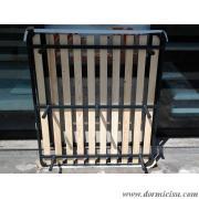 Rete con Tavole di Legno Taglie Forti 7-9 piedi - Dormicisu.com