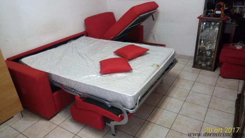 Divano letto materasso alto finest divano letto materasso - Divano letto hector ...