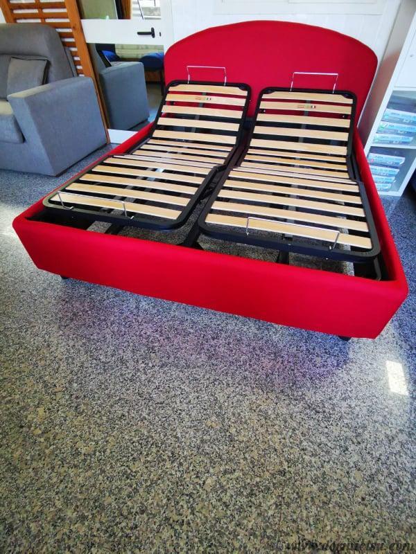 rete inserita in un letto.modello T.F.11