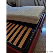 panoramica del letto