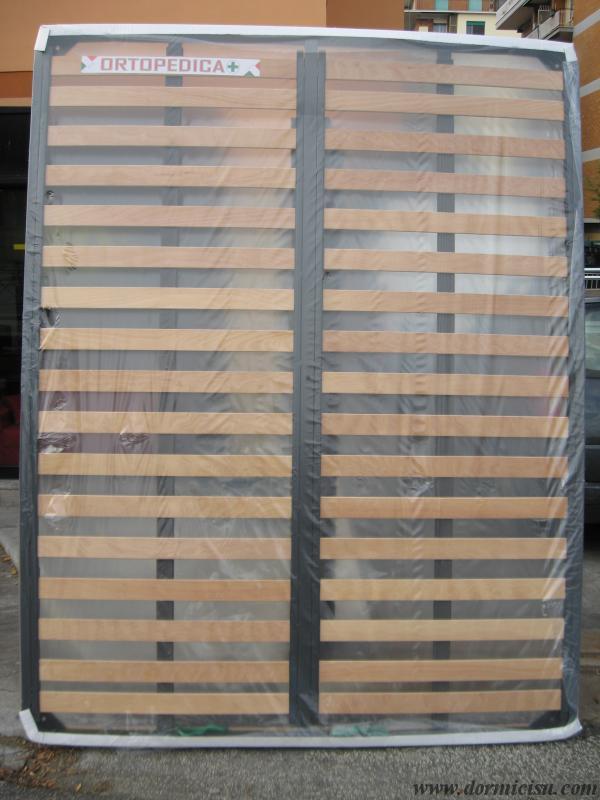 panoramica della rete 3 barre con modifiche per il fuori misura.